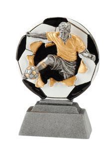 Statyett Fotboll