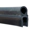 Kantprofil ST 37.357 sort (4-7 mm) - Løpemeter