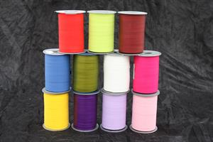 Presentsnöre mattline olika färger