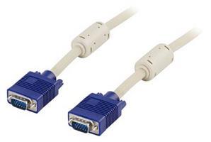 Kabel VGA 15m