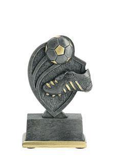 Statyett Fotboll Lobben