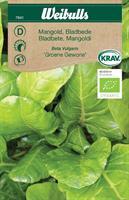 Mangold 'Groene Gewone' Krav Organic
