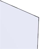 Akrylglass 4,0x1200x800 mm - Klar