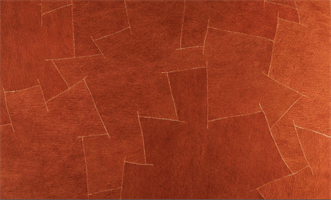 Arte Bark Cloth Orange Bark