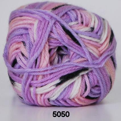 Kinna Textil Basic rosa print