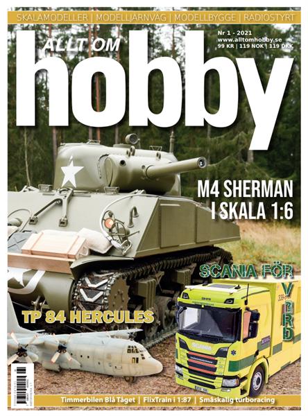 Allt om Hobby - 1/2021