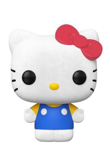 Hello Kitty POP! Hello Kitty (Classic Flocked)