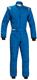 Sparco RS-2.1 kjøredress blå