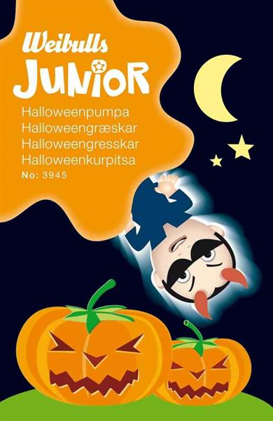 Junior halloweenpumpa