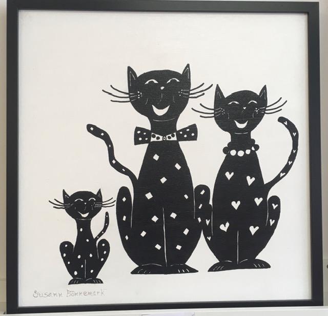 Familjen katt