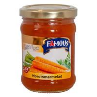 Marmelad Famous Morot 20 x 280g