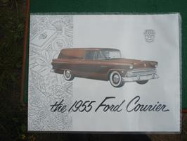 Ford Courier 1955