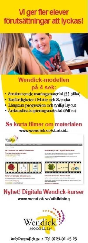 Annons Specialpedagogik 4-21