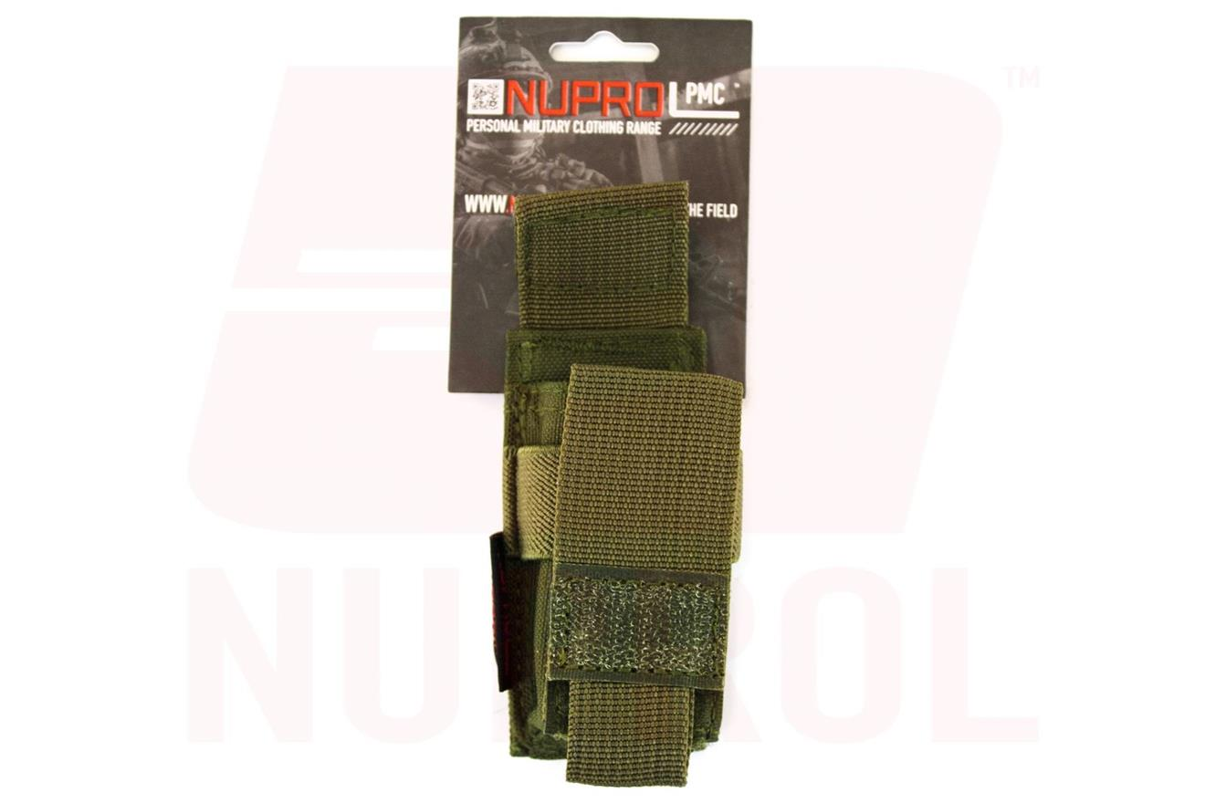PMC Pistol Mag Pouch - Green