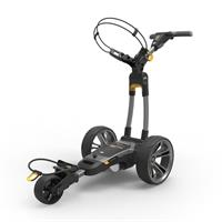 PowaKaddy CT6 18 hål 30V Litium, Gun Metal