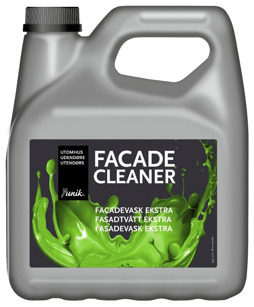 Fasadtvätt Extra..3 L