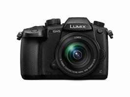 Panasonic DC-GH5 inkl optik