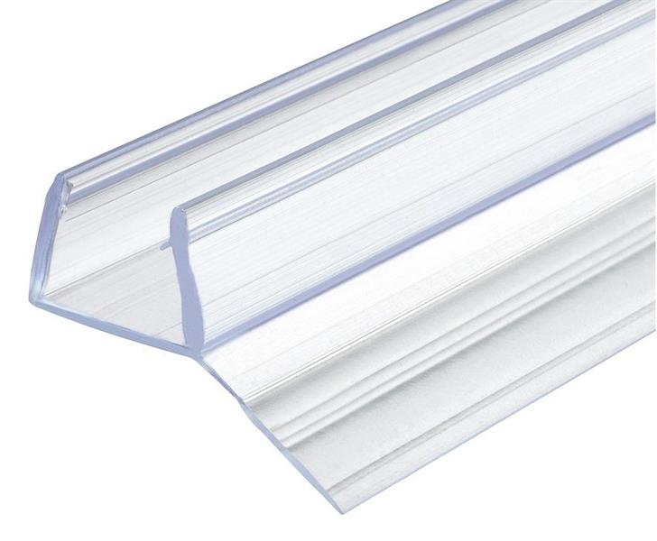 Kantlist 14 mm m/135 gr. sidetetning - 12 mm glass
