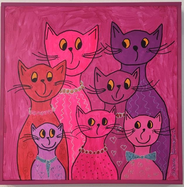 Rosa kattgrupp