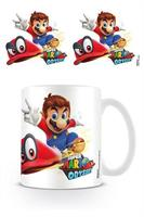 Super Mario Odyssey, Cappy Throw, Mugg