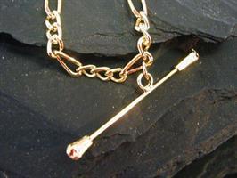 Baton Bracelet, Gold