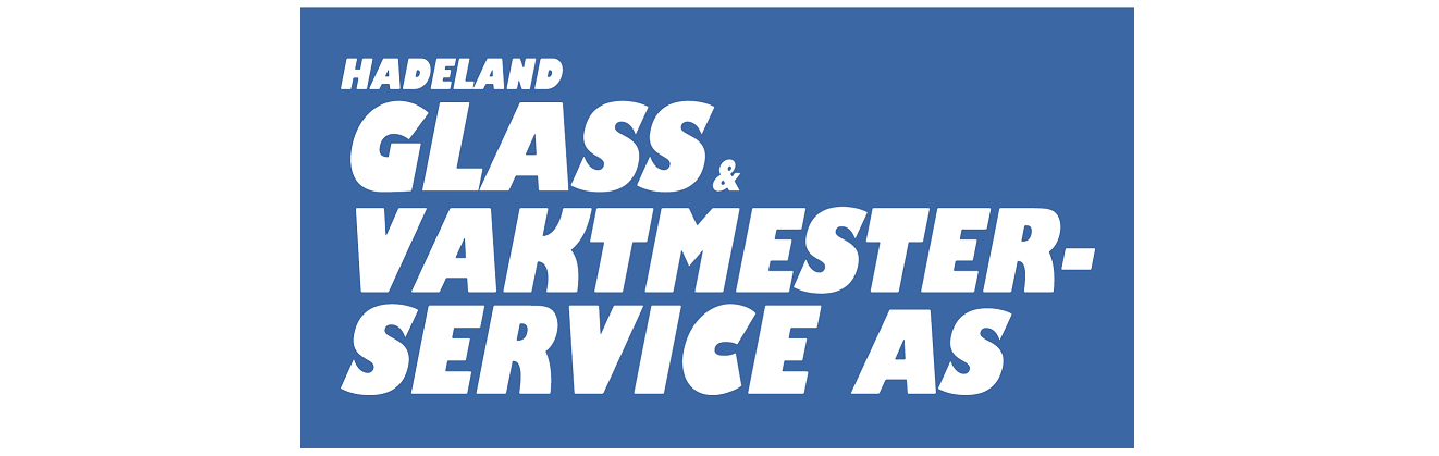 Hadeland Glass & Vaktmesterservice AS | Hgvs.no