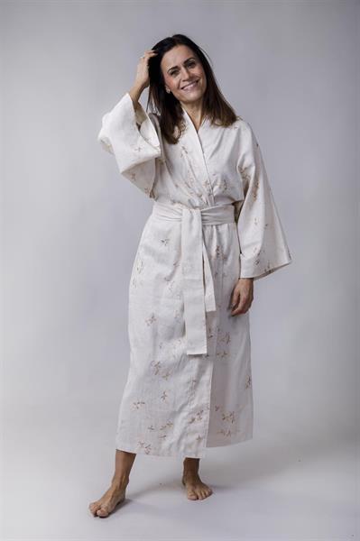 Dicte kimono / morgonrock