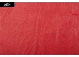 Silkespapper vaxat 240 ark röd
