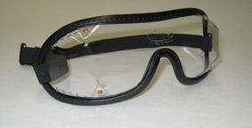 Goggle / normaali / musta kehys