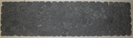 MAMORLÖPARE 20x75cm svart