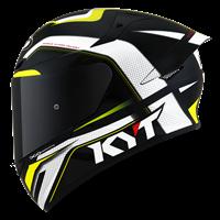 KYT TT-COURSE - Grand Prix Black/Yellow