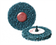 3M Roloc+ Grovrengöringsrondell GP Blue 100 x 13 mm 57018