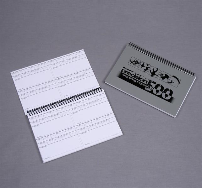 Hyppypäiväkirja / Precision 500