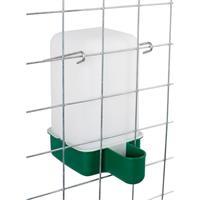Vattenbehållare för bur