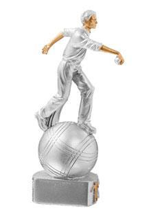 Statyett Boule Manlig