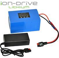 iON-Drive 12Ah LiFePO4 Universal Litiumbatteri ink