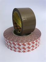 3M Packtejp 309 50mm Brun