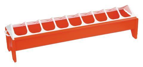 Fodertråg i plast - 50 cm