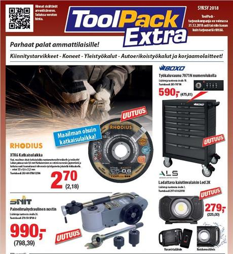 ToolPack Extra