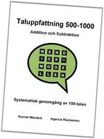 Taluppfattning 500-1000