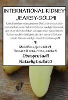 Potatis tvättad Jearsy Gold ca1kg