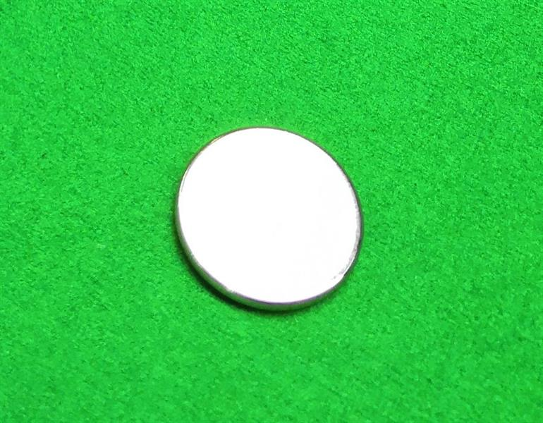 Magnet for Snooker Chalk (25 mm / pyöreä) for Taom