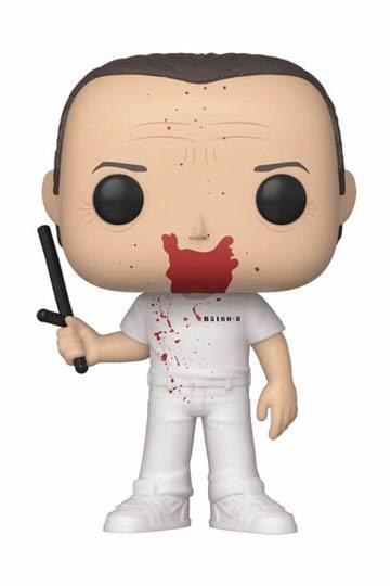 The Silence of the Lambs POP! Hannibal BD