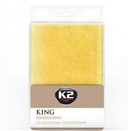 K2 King mikrofiberduk 40x60cm