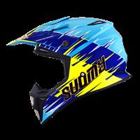 SUOMY MX SPEED - Warp Light Blue