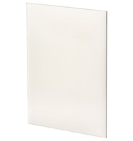 Robax peisglass spesialmål (0,071 - 0,10 m²)