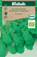 Rucola/Senapskål Krav Organic