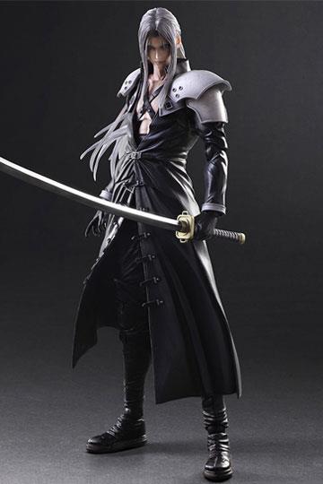 Final Fantasy VII, Sephiroth, Play Arts Kai