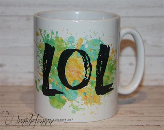 LOL-koppen er en gledesspreder