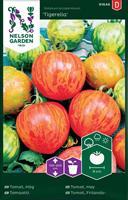 Tomat 'Tigerella'  friland